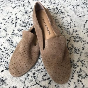 LUCKY BRAND Carthy Loafers